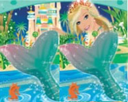 Mermaid barbie mix up online
