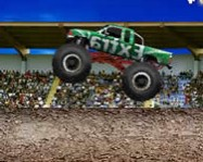 Monster trucks unleashed online jó játék